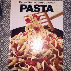 Better homes and gardens pasta book